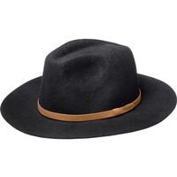 No Promises Fedora Hat | RVCA
