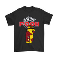 Doctor Who And Winnie The Pooh Crossover Doctor Pooh Shirts