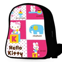 Funny Hello Kitty Backpack