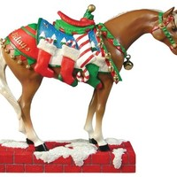 Trail of Painted Ponies Happy Holidays Pony