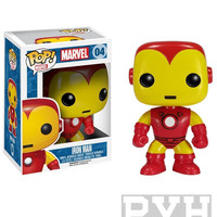 Funko Pop! Marvel: Iron Man - Bobble-Head