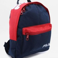FILA Red And Blue Backpack | Urban Outfitters