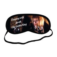 Sleeping With Jareth The Goblin King mask