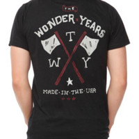 The Wonder Years Axes T-Shirt
