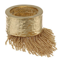 Vince Camuto Half and Half Chain Fringe Ring Antique Gold - Zappos.com Free Shipping BOTH Ways