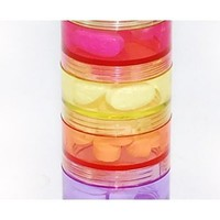 Ezy Dose 7-day Stackable Pill Reminder - Small