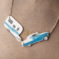 """""""Are We There Yet"""" Necklace (CLICK FOR MORE COLORS)"""
