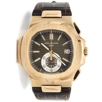 Patek Philippe Nautilus 5980R-001 Rose Gold Watch