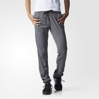 adidas Ultimate Fleece Banded Pants - Grey | adidas US