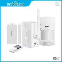 Broadlink S1C,Accessories,smart home Automation system Security Alarm System Detector Sensor  Control for ISO android via 3g/4g