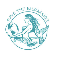 Save the Mermaids Decal