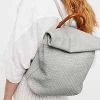 Free People Journey Washed Backpack