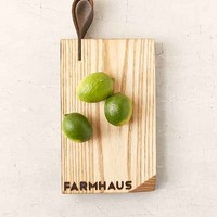Farmhaus Reclaimed Ash Wood Cutting Board- Assorted One
