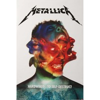Metallica Domestic Poster
