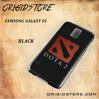Game DOTA 2 Logo For Samsung Galaxy S5 - Gift Present Multiple Choice