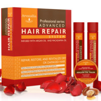 Advanced Hair Repair System with Argan Oil and Macadamia Oil