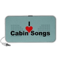 Bluegrass Music: I (heart) Cabin Songs