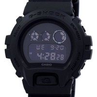 Casio G-Shock Shock Resistant Multi Alarm Digital DW-6900BB-1 DW6900BB-1 Men's Watch