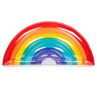 Luxe Lie-On Rainbow Float - Rainbow