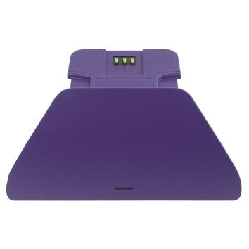 Controller Gear Xbox One Pro Charging Controller Stand - Regal Purple