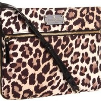 Kate Spade New York  Copa Cabana- Darby  Cross Body,Leopard,One Size: Clothing