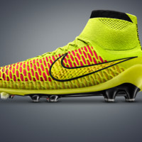 NIKE MAGISTA: SOCCER WILL NEVER BE THE SAME