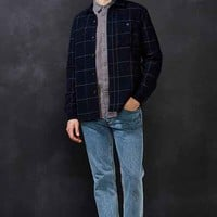 CPO Windowpane Shirt Jacket