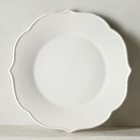 Lotus Dinner Plate by Anthropologie