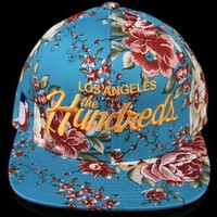 The Hundreds Team Snapback Apparel Headwear at Premier