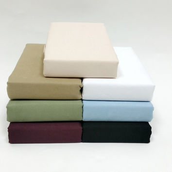 1500 Collection Complete Microfiber Bed Sheet and Duvet Cover Set