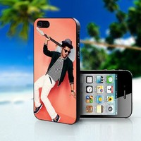Bruno Mars Cool - Photo On Hard Cover For iPhone 4,4S