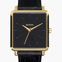Nixon K Squared Watch Black Combo One Size For Men 25836914901