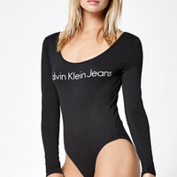 Calvin Klein Long Sleeve Bodysuit at PacSun.com