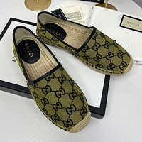 Gucci's latest fisherman shoes