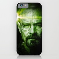 WALTER WHITE - GREEN VERSION iPhone & iPod Case by Ylenia Pizzetti | Society6