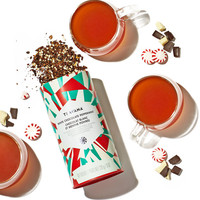 White Chocolate Peppermint Rooibos Tea-Filled Tin