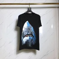 givenchy shark t shirt  ★ 003