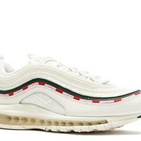 Nike Air Max 97 OG UNDFTD Undefeated Sail Speed Red White AJ1986 100