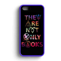 They Are Not Only Book iPhone 5 Case iPhone 5s Case iPhone 5c Case
