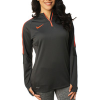 Nike Women's Squad Midlayer Pullover Soccer Top