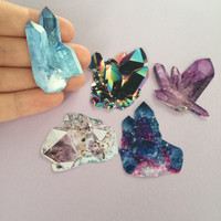 Crystal Sticker Set