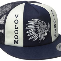 Volcom Men's Jock Cheese Hat, Navy, One Size
