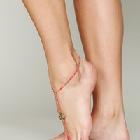 Free People Seedbead Foot Jewelry
