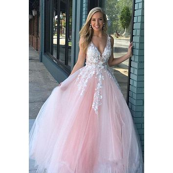 New Style Prom Dress A Line, Prom Dresses, Pageant Dress, Evening Dress, Ball Dance Dresses, Graduation School Party Gown, DT0666