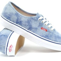 Vans Womens Authentic (Denim) Shoes Womens Shoes at 7TWENTY Boardshop, Inc