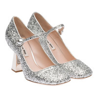 Miu Miu e-store · Shoes · Pumps · Pumps 5I9571_ZHM_F0118_F_085