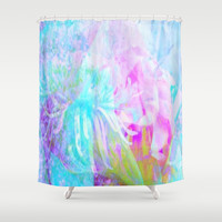Morning Song Shower Curtain by lillianhibiscus
