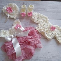 Copy of Handmade baby outfit