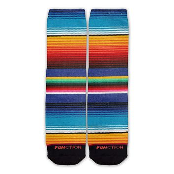 Function - Mexican Blanket Pattern Fashion Sock