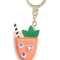 kate spade new york 'passion fruit drink' bag charm | Nordstrom